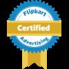 flipkart online advertising certified